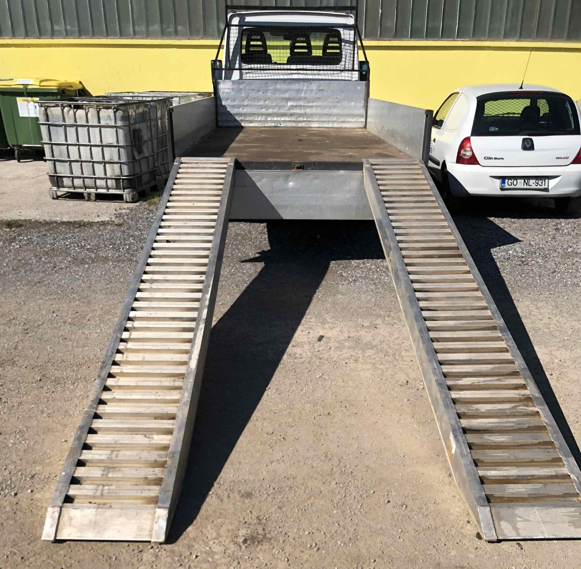 ITR Loading Ramp L4000